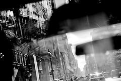 random bag shot (Kaetlinn) Tags: newyorkcity taxi thecity