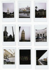 13/365 (Pete Woolven) Tags: london film big focus soft ben trafalgar mini pete instant shard instax woolven