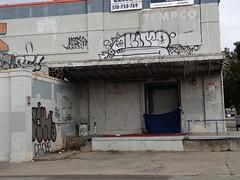 Skimo (Franny McGraff) Tags: graffiti oakland skimo