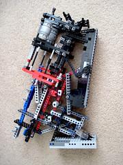 Skeleton Ship (Simply Complex Simplicity) Tags: star ship lego main strangers shipwreck frame wars diorama