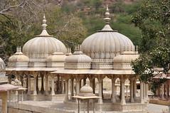 India - Rajasthan - Jaipur - Royal Gaitor - 053 (asienman) Tags: india jaipur rajasthan cenotaphs royalgaitor asienmanphotography