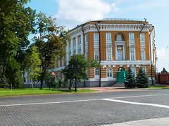 Kremlin Senate (Letty*) Tags: travel europe russia moscow russiaandescandinavia