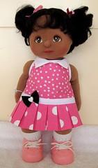 v.174 -B (Vero, Vestidos para muecas My Child) Tags: dolls child dress 80 mattel muecas vestidos mychild my
