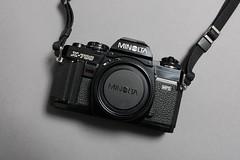 Minolta X-700 (siimvahur.com) Tags: minolta minoltax700 x 600 1981 700 slt compact x700 profoto profotocompact profotocompact600 siimvahur siimvahurcom
