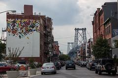 Broadway, Brooklyn (grapfapan) Tags: nyc newyorkcity urban brooklyn cityscape williamsburg streetscape williamsburgbridge
