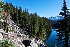 Mount Price (nwpuzzlr) Tags: mountain price hiking cascades snoqualmie middlefork mountprice dingfordcreek hesterlake hikes2013