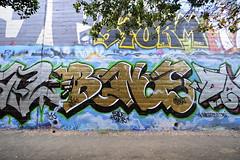 BONDS (STILSAYN) Tags: california graffiti oakland bay area bonds 2013