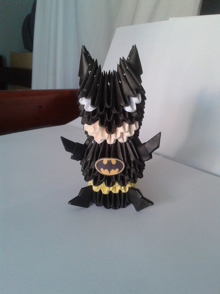 The Worlds Most Recently Posted Photos Of Batman And Origami