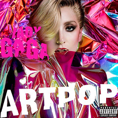 Lady GaGa - ARTPOP (Standard Album Cover) (Ronaldo Polo) Tags: do venus album want cover u what dope applause artpop 2013 ladygaga