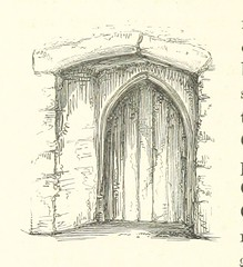Image taken from page 58 of 'Croydon: Pre-historic & Roman. (Saxon Croydon.-Croydon Old Church: Parish Register; and the Whitgift Charity.-The Archiepiscopal Palace at Croydon.)' (The British Library) Tags: small doorway portal publicdomain woodendoor gothicarch vol04 page58 bldigital mechanicalcurator pubplacecroydon date1874 andersonjohncorbet sysnum000079284 imagesfrombook000079284 imagesfromvolume00007928404