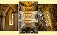 Wells Cathedral Trio (eddiestannes1) Tags: cathedral wells wellscathedral trio eos600d