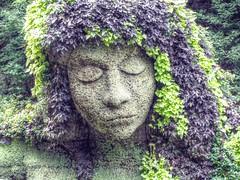 Atlanta Botanical Garden (Earth Goddess): Digital HDR (from single jpg) - Canon PowerShot SX30 IS (Logos: The Art of Photography) Tags: atlantabotanicalgarden hdr earthgoddess hdrfromasingleexposure canonpowershotsx30is