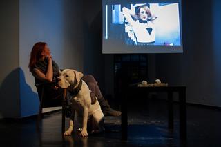 Literarni video večer lezbičnih avtoric; Maja Predatoria