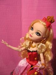 IMG_5639 (Cherished Playtime) Tags: dolls royal applewhite everafterhigh