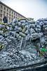 Kiev-revolution19-1-city-barricades (Vikst) Tags: street urban candid ukraine revolution kiev protests revolt reportage tamron175028 canon400d