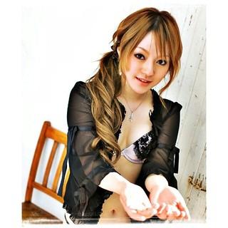 #Ria Sakurai #Beauty