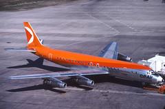 CF-CPI CP Air DC-8-43 at CYYZ (GeorgeM757) Tags: toronto canada airplane airport aircraft aviation yyz dc8 mcdonnelldouglas cpair dc843 alltypesoftransport georgem757sphotostream