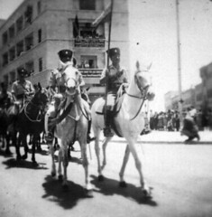 Image titled Kings Birthday Parade Jerusalem Mounted Police 1945