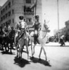 Kings Birthday Parade Jerusalem Mounted Police 1945
