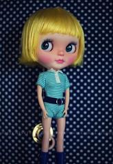 A Doll A Day. Feb 11. Ship's Captain.