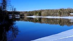 lake_no1_DxO (peterjcb) Tags: snow landscape lakes winterscene pentaxda35mmf28macrolimited vision:outdoor=099 vision:mountain=0648