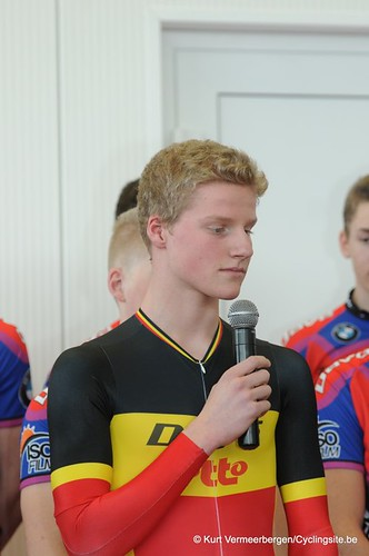Ploegvoorstelling Davo Cycling Team (150)