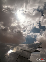 (OwaisPhotography (www.facebook.com/owaisphotos)) Tags: window canon airplane cloudy seat uae journey transportation traveldestinations 650d clluds owaisphotography gettyimagespakistanq12012 gettyimagesmiddleeast rebelt4i