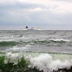 Ostseestrand unterhalb der Kreidefelsen bei Stubbenkammer auf Rügen (08) thumbnail