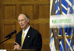 02-20-2014 Alabama Habitat for Humanity Volunteers recognized by Governor Bentley