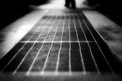 Over the Bridge (pigpogm) Tags: bridge wallpaper monochrome grid photos edenproject ground dramaticlight canonfl58f12 mxpp
