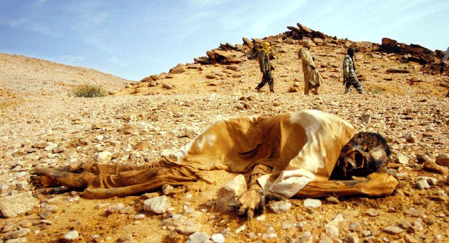 Открытка из Дарфура