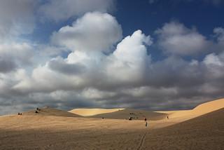 White Sand Dunes of Mui Ne
