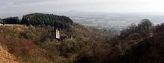 castle campbell (stusmith_uk) Tags: landscape march scotland glen dollar stirlingshire castlecampbell 2014