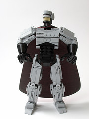 Roboman? (Marin Stipkovic) Tags: alex robot lego detroit police officer murphy mecha mech robo ocp kockice