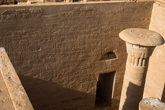 el Kharga Oasis Qasr al Ghueita Roman Temple Column (Bruce Allardice) Tags: temple roman egypt oasis qasr kharga ghueita