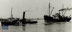 "Irvine Tug ""George Brown"" (Scottish Maritime Museum - SMM) Tags: museum river scotland industrial harbour scottish maritime irvine harbourside garnock"