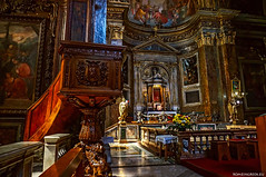 "San Silvestro in Capite • <a style=""font-size:0.8em;"" href=""http://www.flickr.com/photos/89679026@N00/14154301101/"" target=""_blank"">View on Flickr</a>"