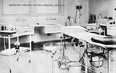 Operating Theatre, Victoria Hospital, Keighley (robmcrorie) Tags: history patient health national doctor nhs service british nurse healthcare