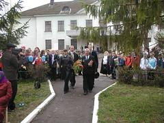 (inzaler) Tags: memorial wwii 9 victory soviet 2wk soldat russie veterans soldaten ussr seconde kaputt russe  russisch       inza    sidelnikov   inzaler