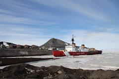 """Icebreaker into port • <a style=""""font-size:0.8em;"""" href=""""http://www.flickr.com/photos/27717602@N03/16233048370/"""" target=""""_blank"""">View on Flickr</a>"""