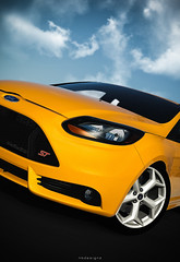 Ford Focus ST (nbdesignz) Tags: 6 ford st digital focus sony gran turismo gt6 polyphony ps3 playstation3 gtplanet nbdesignz