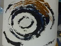 Atelier Yves Noblet (bibquimperle3) Tags: art de exposition yves lecture paysage bibliothèque ecole atelier réseau lorient noblet contemporain médiathèque quimperlé publique cocopaq