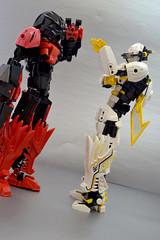 Purity_15 (Shadowgear6335) Tags: robot lego system bionicle herofactory shadowgear6335 clockworktempest