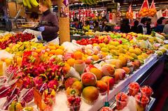 Mercado de La Boqueria (Barcelona Market) (aleksei_jershov) Tags: barcelona la boqueria