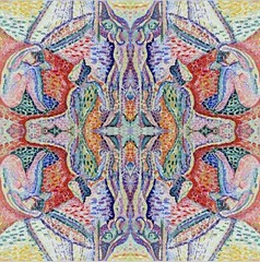 2016-05-08 symmetrical nude (april-mo) Tags: abstract art collage nude mirror colours nu multicoloured symmetry flip symmetrical multicolored multicolore experimentaltechnique