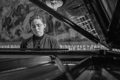 (Consulat de France  New York) Tags: newyork musicians canon performingarts piano recital steinway steinwaysons canon5dmarkiii frenchamericanpianosociety marieangenguci conserulategeneraloffrance