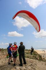 IMG_9260 (Laurent Merle) Tags: beach fly outdoor dune cte vol paragliding soaring ozone plage parapente atlantique ocan glisse littlecloud spiruline