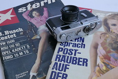 Sixties (rainer.marx) Tags: stern 1966 canon7 rangefinder fz1000 lumix panasonic m39 jupiter jupiter12 film analog 35mm messucher messsucher star chaplin