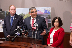 A Press Conference 2016-05-25 DMV Motor Voter (16 of 17) (srophotos) Tags: state senator westport redding len danbury sherman bethel weston wilton newcanaan ridgefield fasano newfairfield statesenatortoniboucher statesenatormichaelmclachlan ctdmvmotorvoter