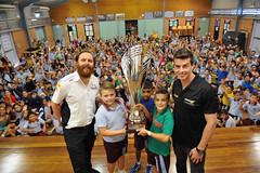 Nathan Morcom School Visit 16
